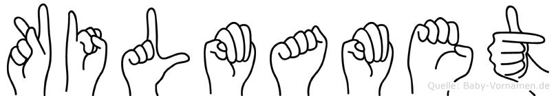 Kilmamet in Fingersprache für Gehörlose
