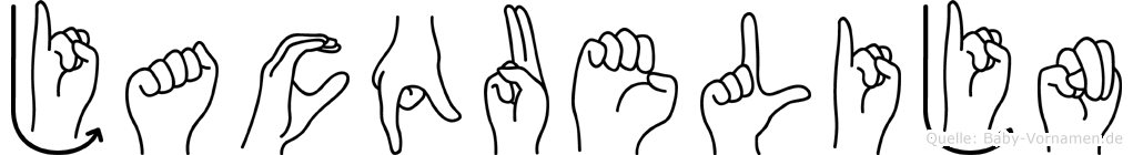 Jacquelijn in Fingersprache für Gehörlose