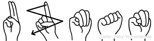 Uzman in Fingersprache für Gehörlose