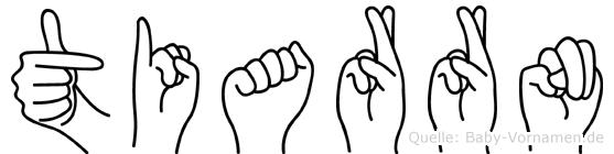 Tiarrn in Fingersprache für Gehörlose