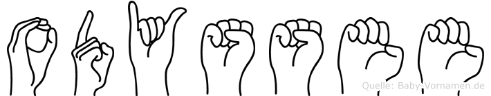 Odyssee im Fingeralphabet der Deutschen Gebärdensprache