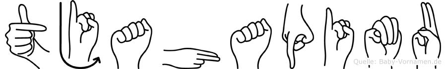Tjahapimu in Fingersprache für Gehörlose