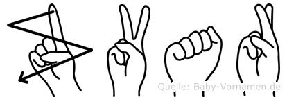 Zvar in Fingersprache f�r Geh�rlose