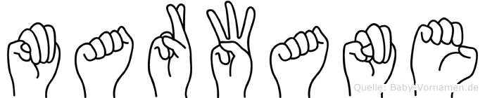 Marwane in Fingersprache für Gehörlose