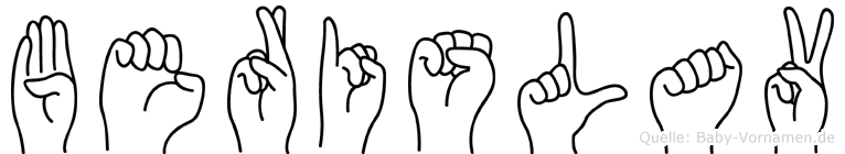 Berislav in Fingersprache für Gehörlose
