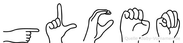 Gülcem in Fingersprache für Gehörlose