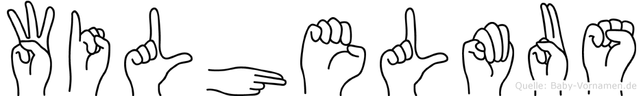 Wilhelmus im Fingeralphabet der Deutschen Gebärdensprache