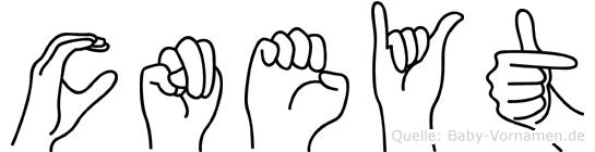 Cüneyt in Fingersprache für Gehörlose