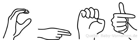 Chet in Fingersprache f�r Geh�rlose