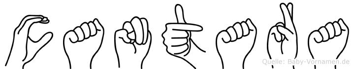 Cantara in Fingersprache für Gehörlose