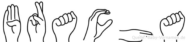 Bracha in Fingersprache für Gehörlose