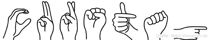 Curstag in Fingersprache für Gehörlose