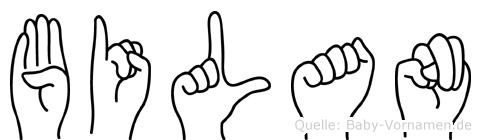 Bilan in Fingersprache für Gehörlose