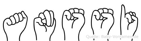 Anssi in Fingersprache für Gehörlose