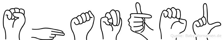Shantel in Fingersprache für Gehörlose