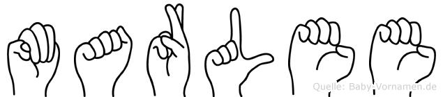 Marlee in Fingersprache für Gehörlose