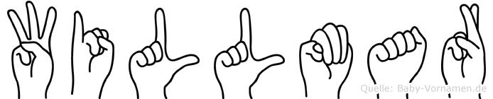 Willmar in Fingersprache für Gehörlose