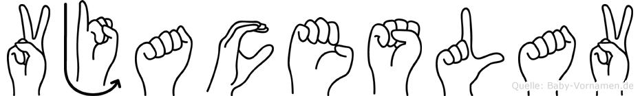 Vjaceslav in Fingersprache für Gehörlose