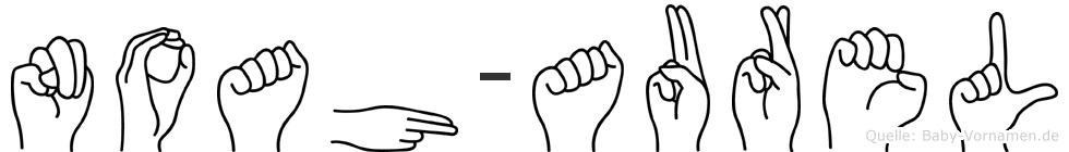 Noah-Aurel im Fingeralphabet der Deutschen Gebärdensprache