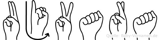 Ujvara in Fingersprache für Gehörlose