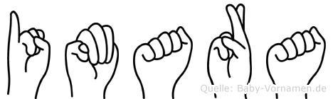 Imara in Fingersprache für Gehörlose