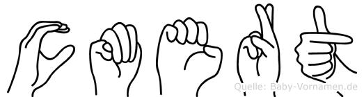 Cömert in Fingersprache für Gehörlose