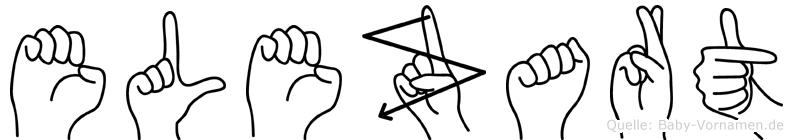 Elezart in Fingersprache für Gehörlose