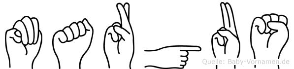 Margus in Fingersprache für Gehörlose