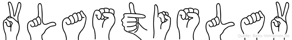 Vlastislav in Fingersprache für Gehörlose
