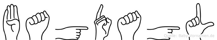 Bagdagül in Fingersprache für Gehörlose