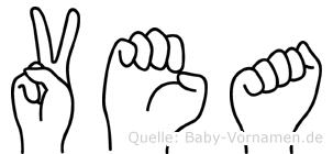Vea in Fingersprache für Gehörlose