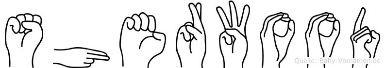 Sherwood in Fingersprache für Gehörlose