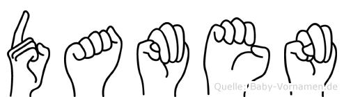 Damen in Fingersprache für Gehörlose