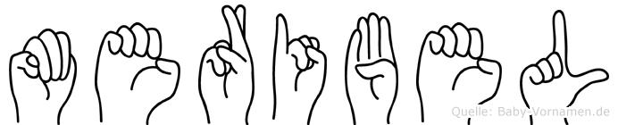 Meribel in Fingersprache für Gehörlose