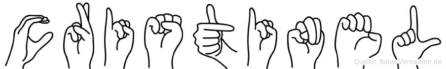 Cristinel in Fingersprache für Gehörlose