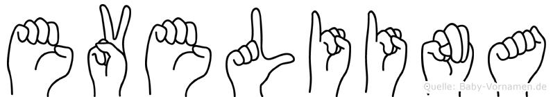 Eveliina in Fingersprache für Gehörlose