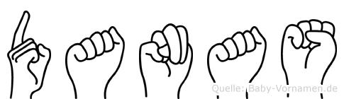 Danas in Fingersprache für Gehörlose