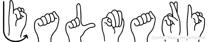 Jalmari in Fingersprache für Gehörlose