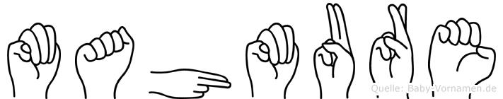 Mahmure in Fingersprache für Gehörlose