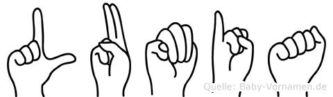 Lumia in Fingersprache für Gehörlose