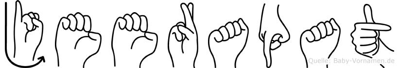 Jeerapat in Fingersprache für Gehörlose