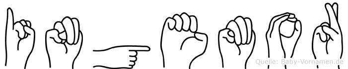 Ingemor in Fingersprache für Gehörlose
