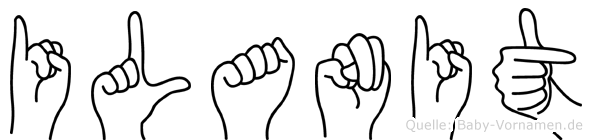 Ilanit in Fingersprache für Gehörlose