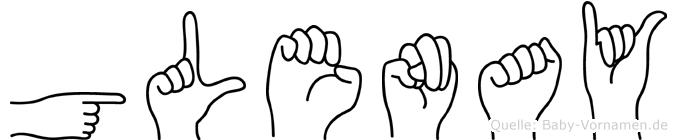 Gülenay in Fingersprache für Gehörlose