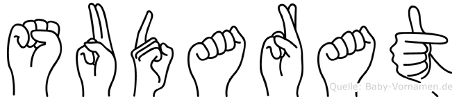 Sudarat in Fingersprache für Gehörlose
