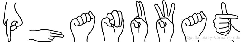 Phanuwat in Fingersprache für Gehörlose