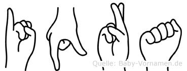 Iqra in Fingersprache für Gehörlose