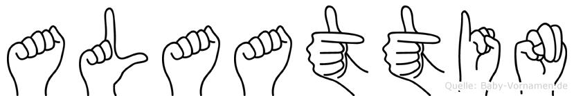 Alaattin in Fingersprache für Gehörlose