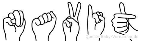 Navit in Fingersprache für Gehörlose