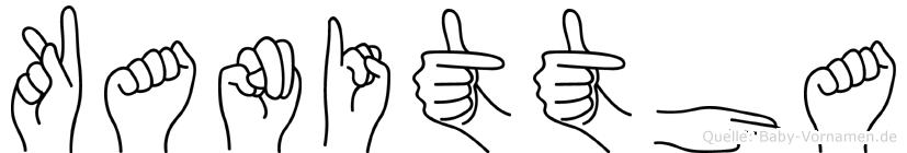 Kanittha in Fingersprache für Gehörlose